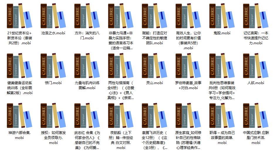 (64期)【书籍库更新】2020年11月电子书更新24本!